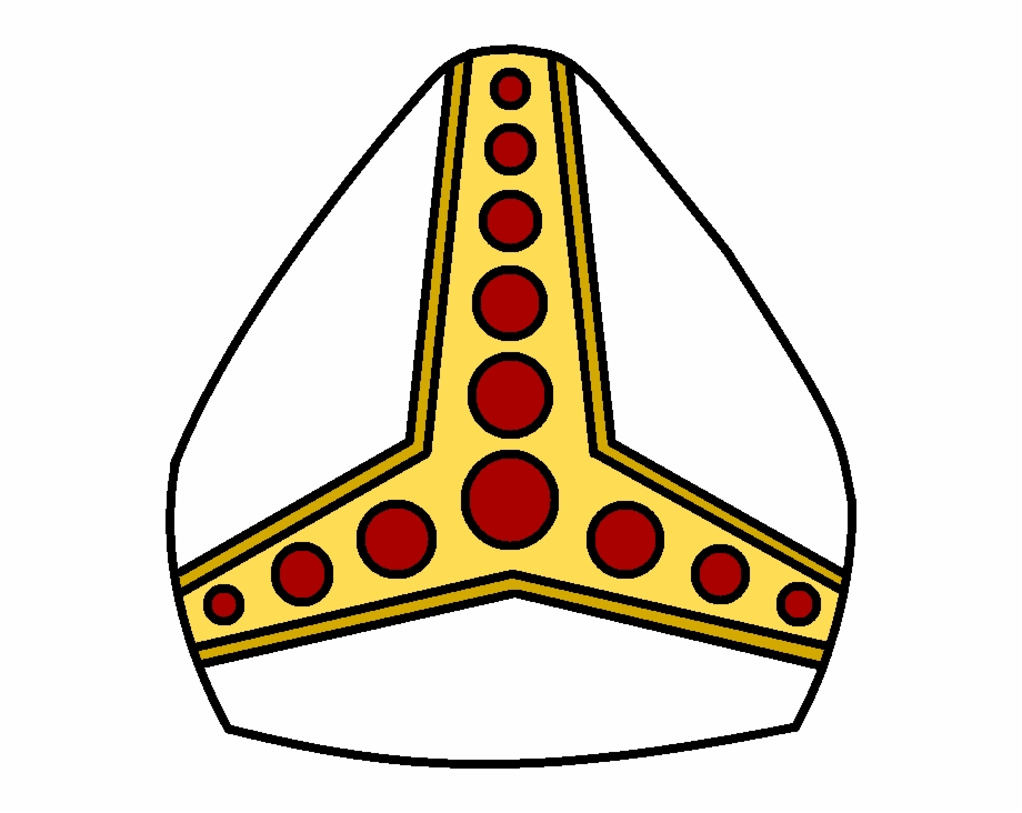 Pope Hat Png.