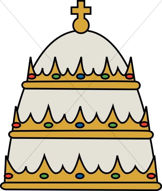 Pontif's Hat.