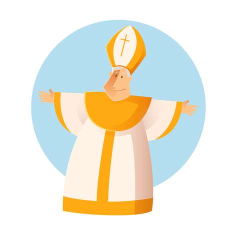 60 Pope Francis Stock Vector Illustration And Royalty Free Pope.