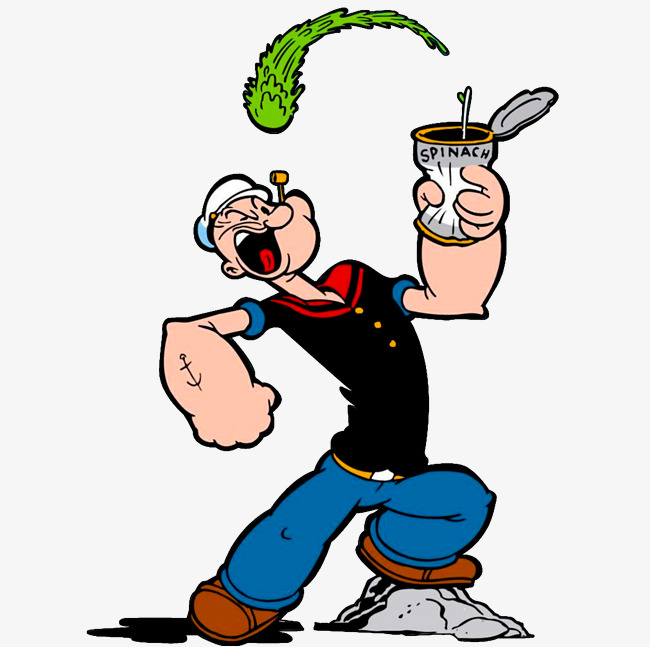 Popeye clipart 3 » Clipart Station.