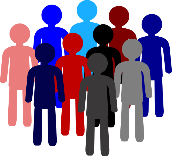 Population Clip Art at Clker.com.