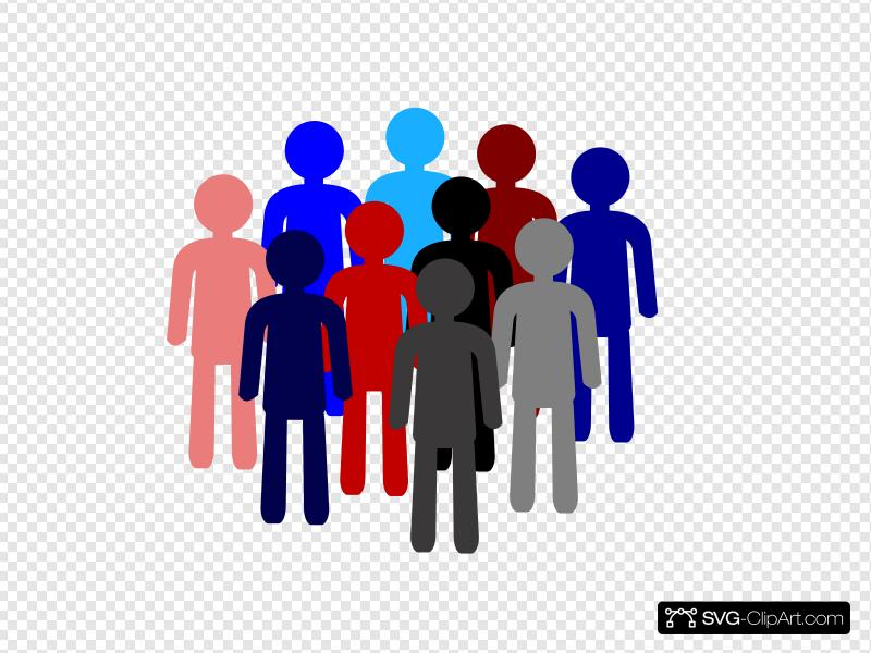 Population Clip art, Icon and SVG.