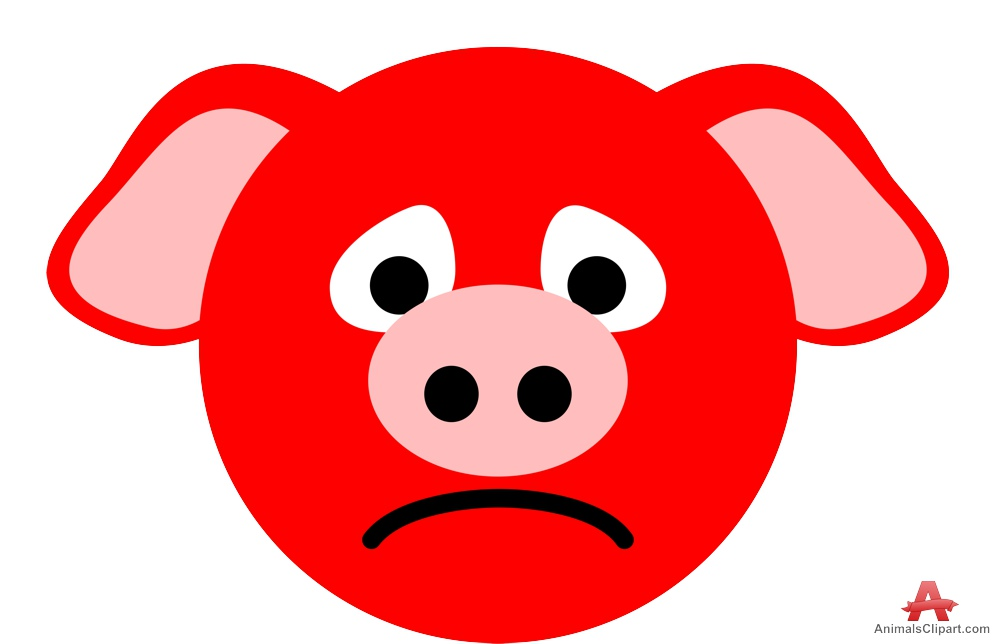 Pork clipart pig face pencil and in color pork.