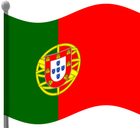 Clipart Portugal Flag.