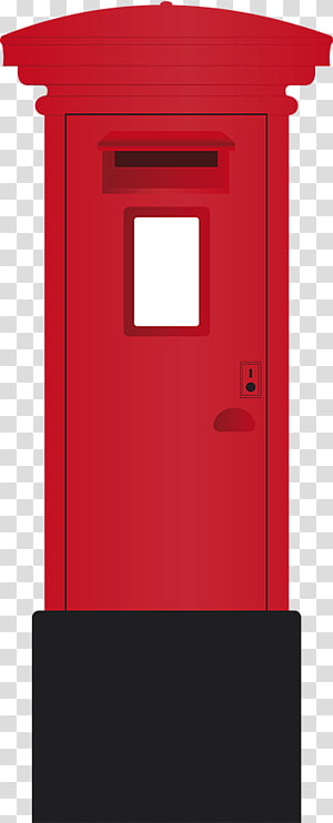 Letter box Icon, Mailbox transparent background PNG clipart.
