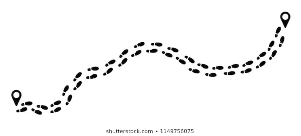 Track Shoe Clipart Banner Tire Tracks 14.