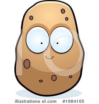 Potato Clip Art Free.