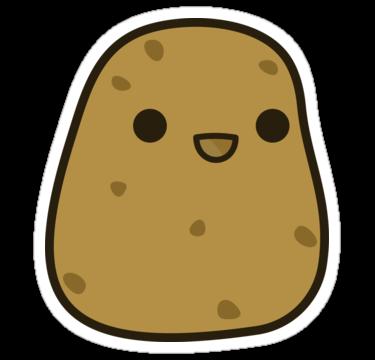 58+ Potato Clipart.