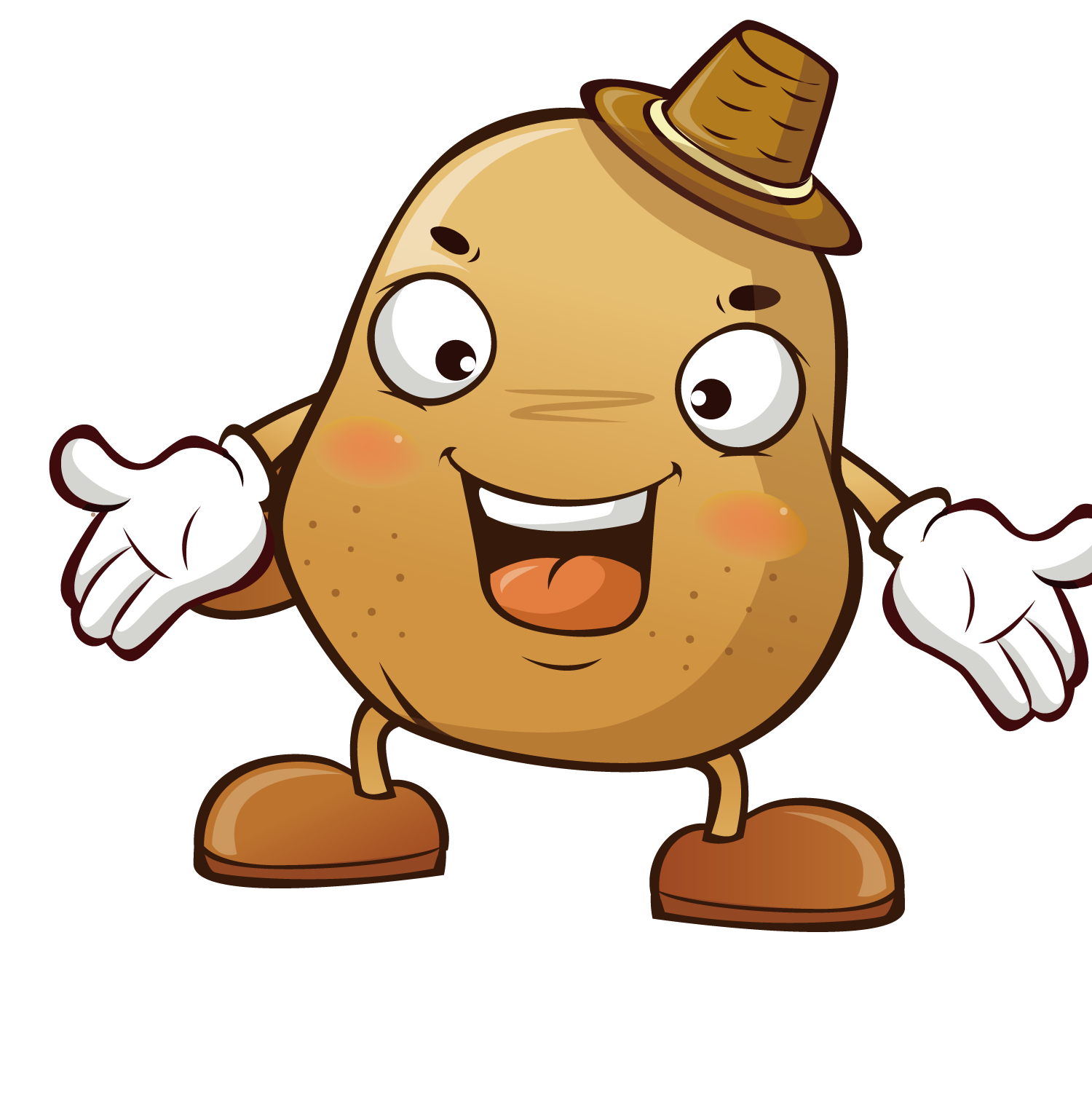 Potato Clipart for free.