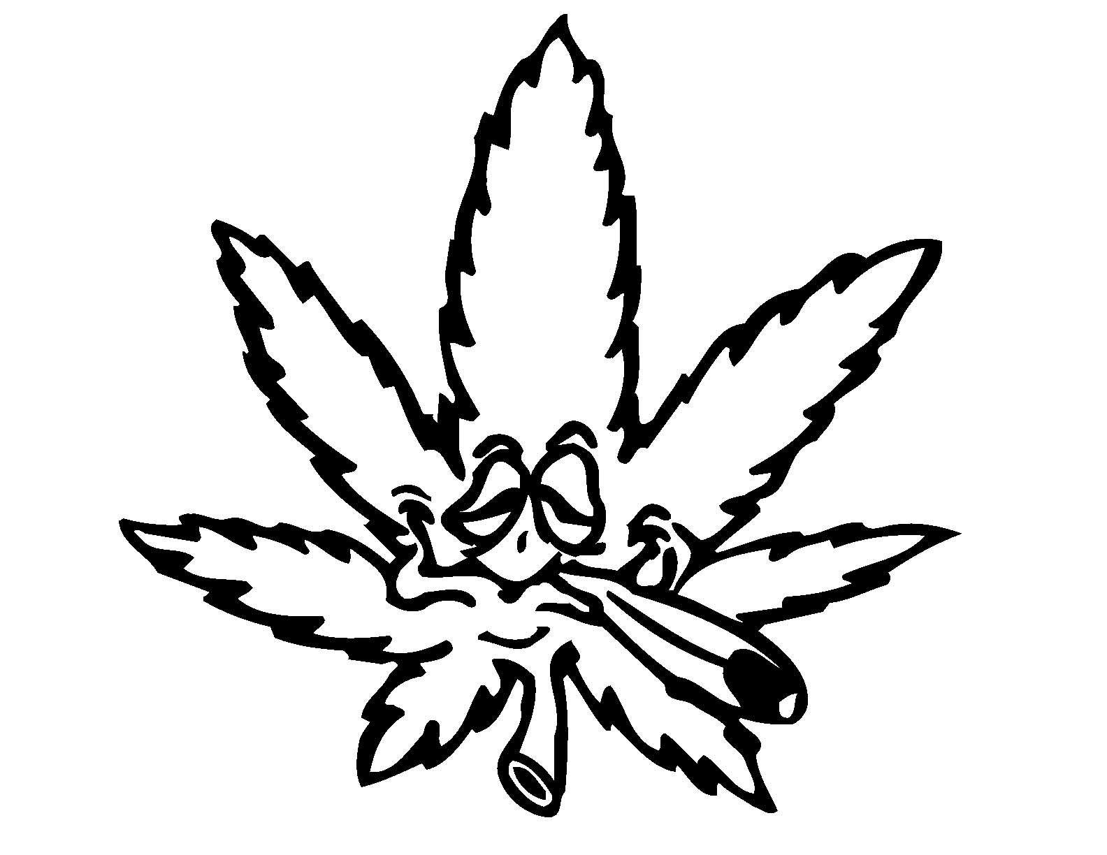 Free Weed Leaf, Download Free Clip Art, Free Clip Art on.