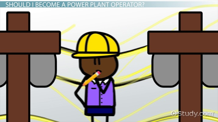 How to Become a Power Plant Operator: Career Guide.