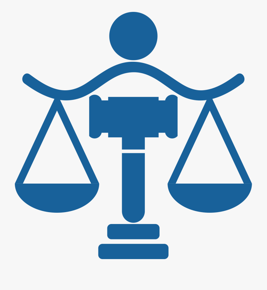 Law Clipart Judicial Power.