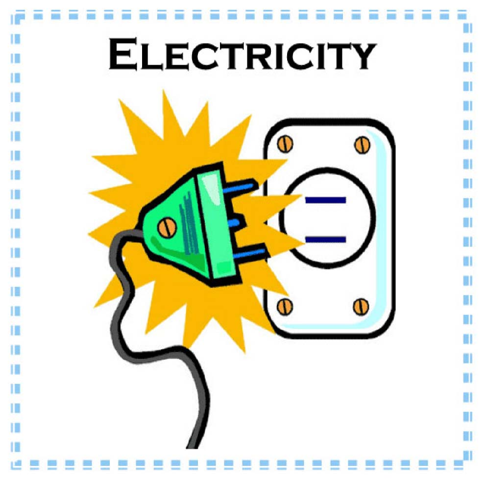 1049 Electricity free clipart.