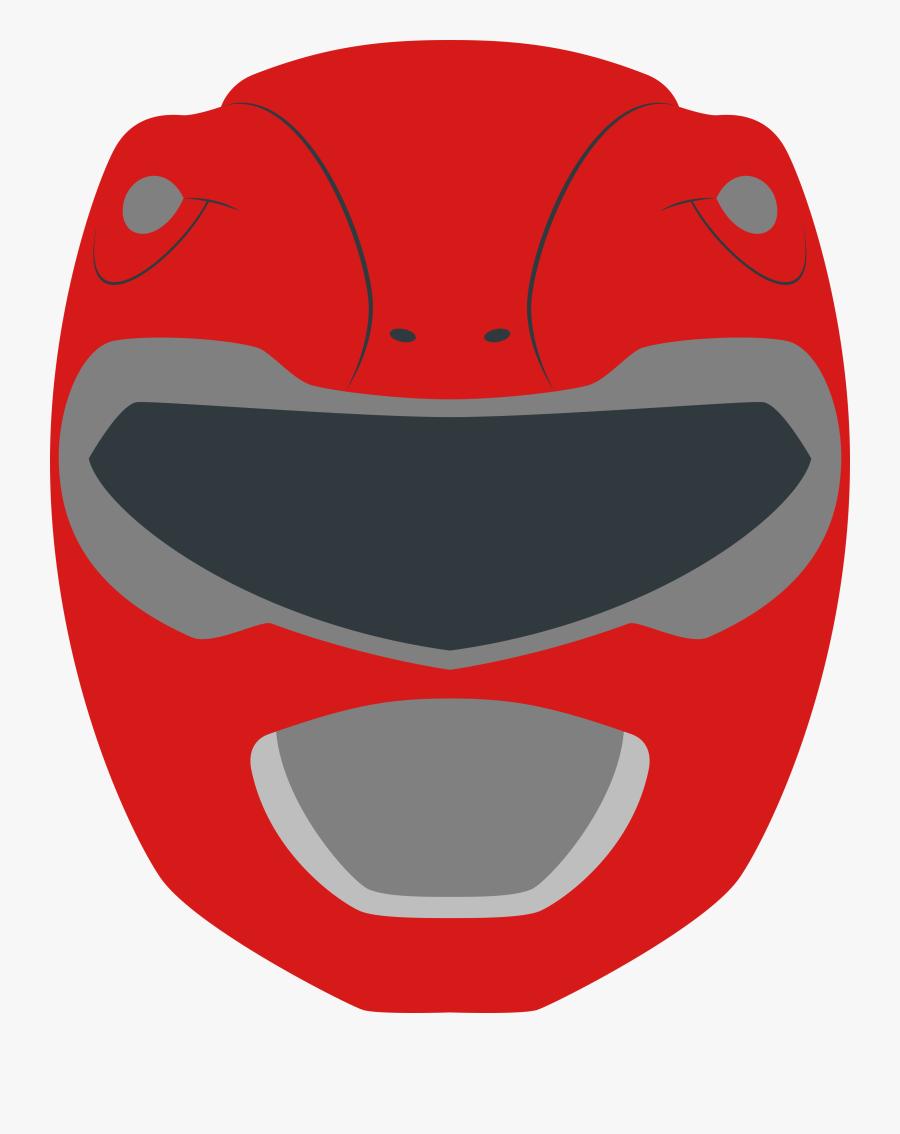 Power Rangers Clipart Helmet.