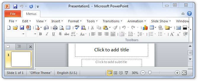 Where is Clip Art in Microsoft PowerPoint 2007, 2010, 2013, 2016.