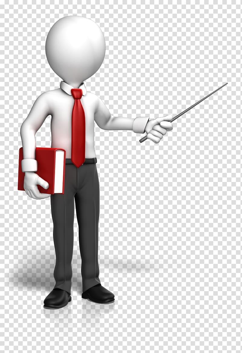 Man illustration, PowerPoint animation Microsoft PowerPoint.
