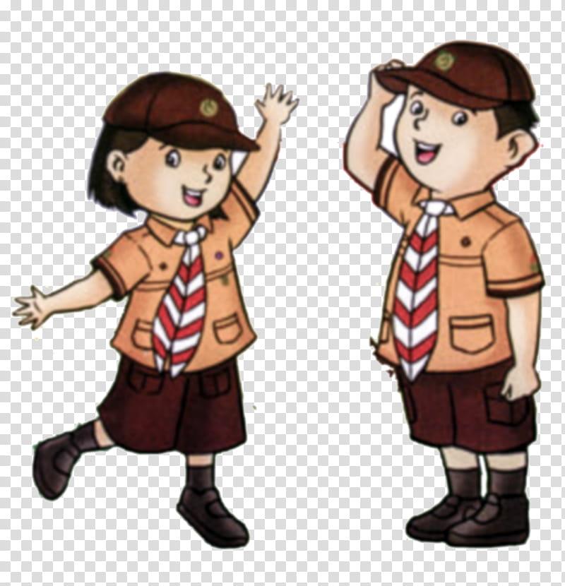 Background Pramuka, Gerakan Pramuka Indonesia, Cub Scout.