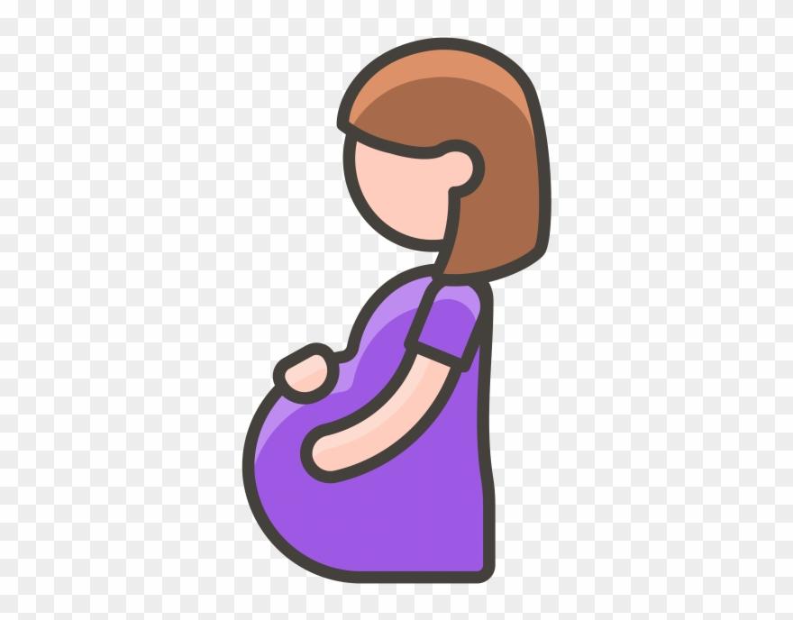 Pregnant Woman Emoji.