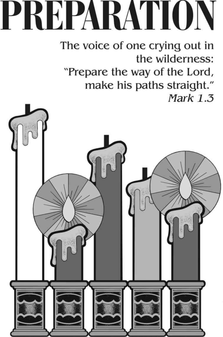Advent clipart prepare the way, Advent prepare the way.
