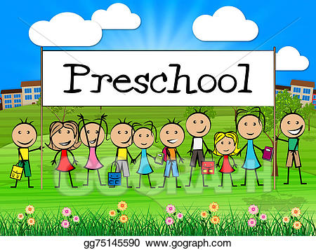 Preschool kids clipart 7 » Clipart Station.