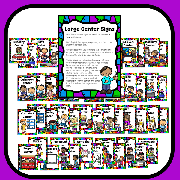 What are Centers in Preschool and Why are They Important?.