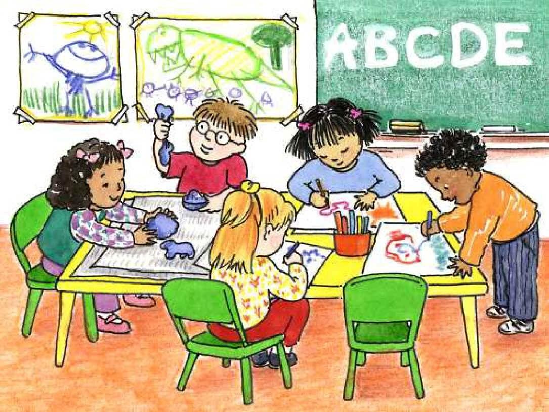 Clipart preschool learning centers 5 » Clipart Portal.
