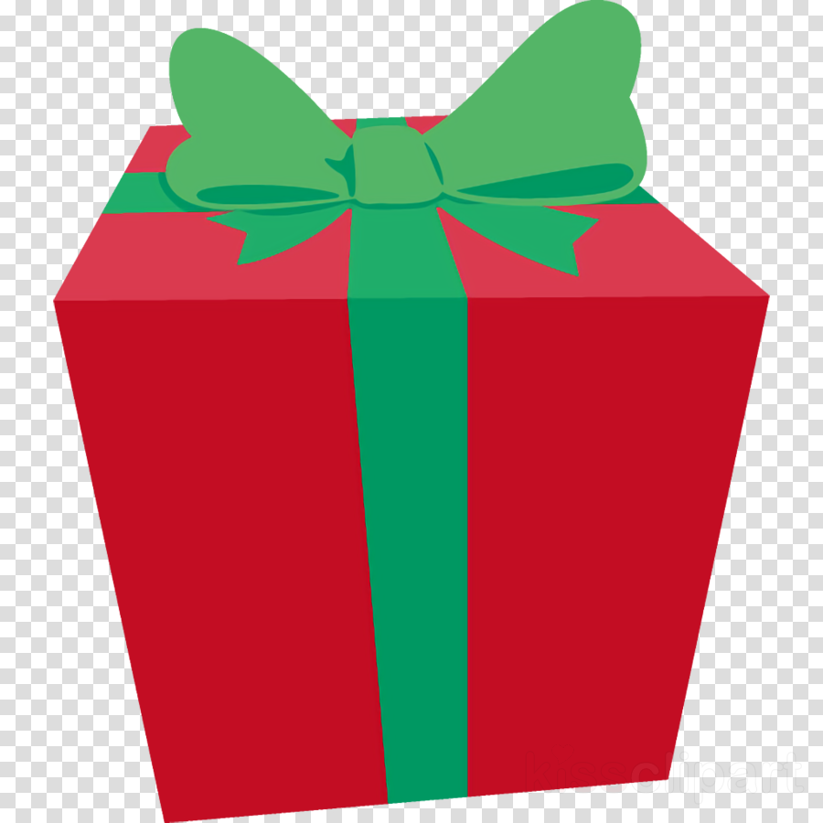 green ribbon clip art present gift wrapping clipart.