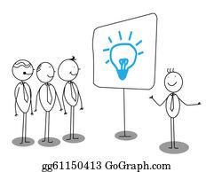 Presentation Clip Art.