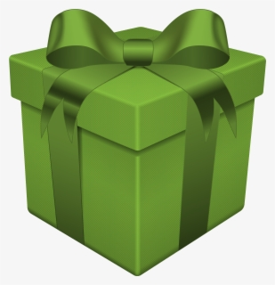 Free Gift Box Clip Art with No Background.