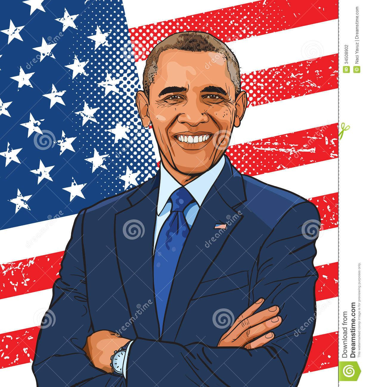 18+ Barack Obama Clipart.