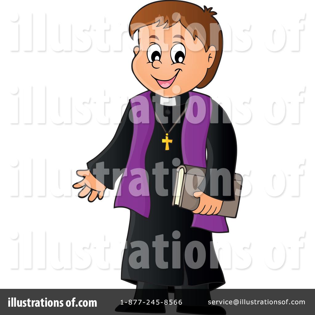 Priest Clipart #1614295.
