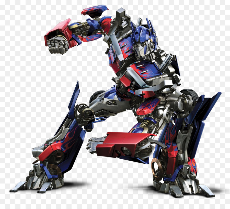 Optimus Prime Cartoon clipart.