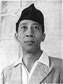 Prime Minister of Pasundan.