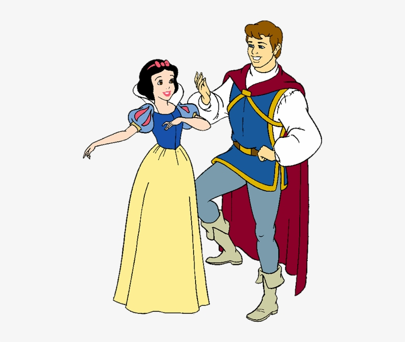 Cinderella And Prince Charming Clip Art.