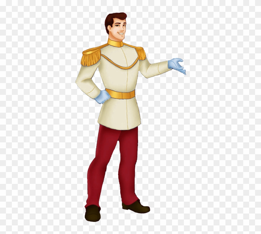Prince Charming Cinderella Clipart (#1082075).