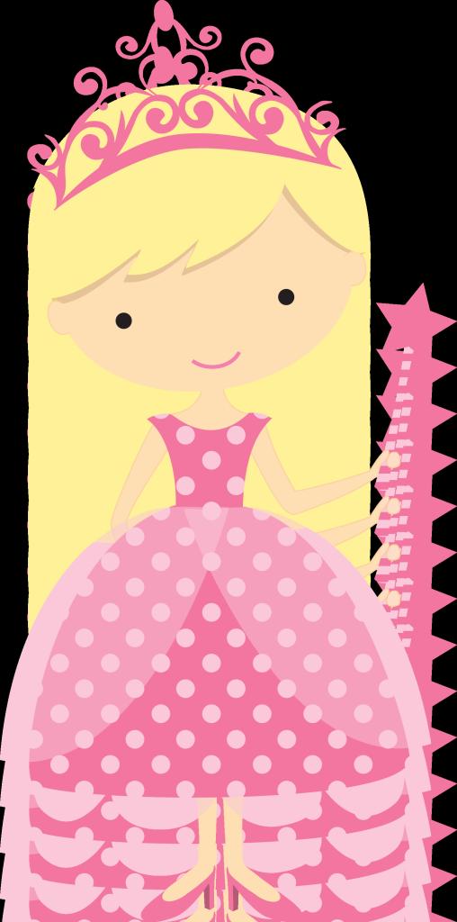 Free Pretty Princess Clip Art.