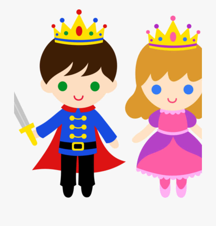 Princess Clipart Free Clip Art Of A Cute Little Prince.