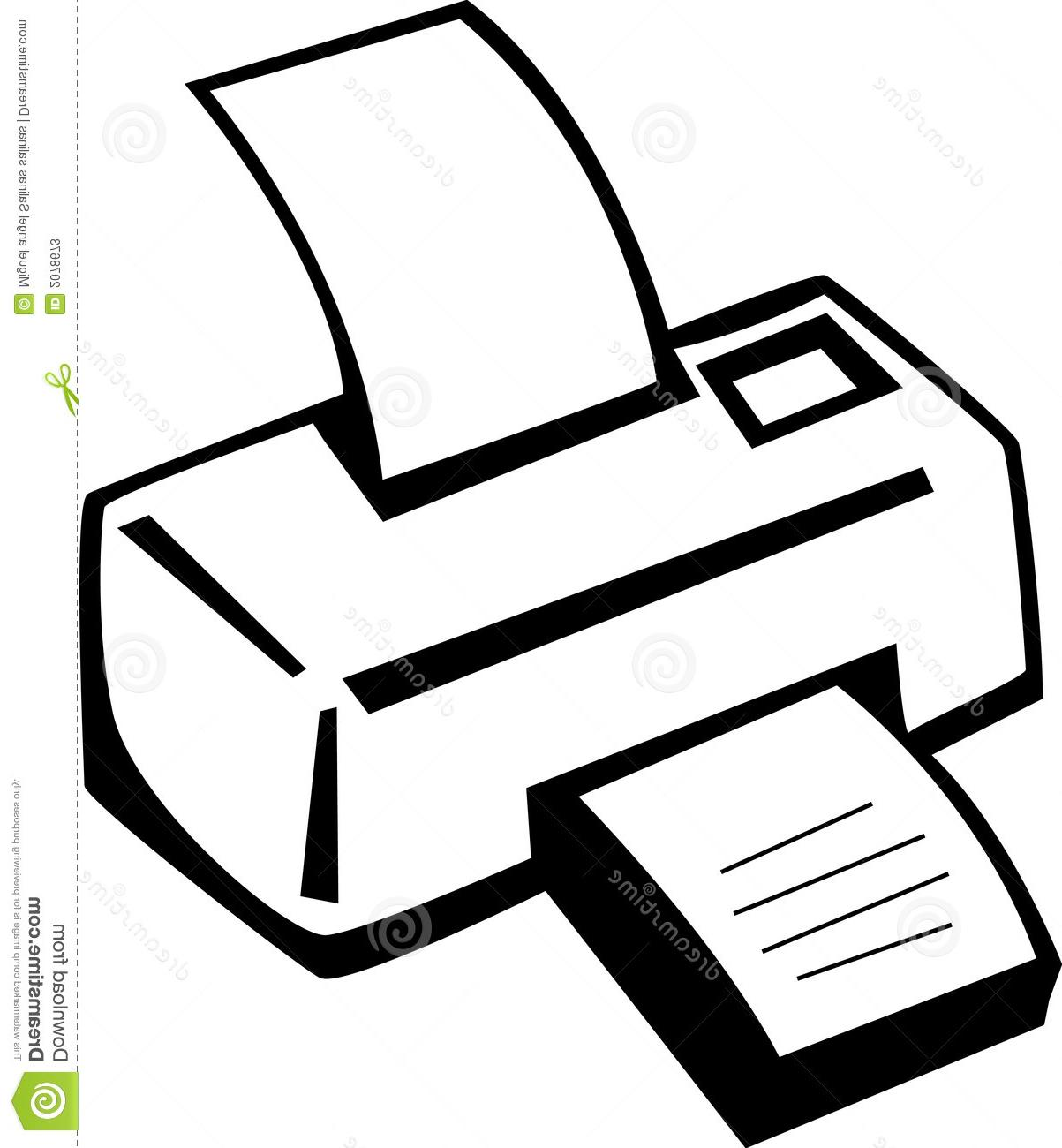 Printer Clipart.