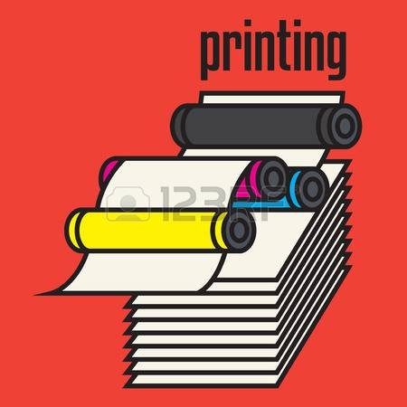 4,227 Printing Press Stock Illustrations, Cliparts And Royalty Free.