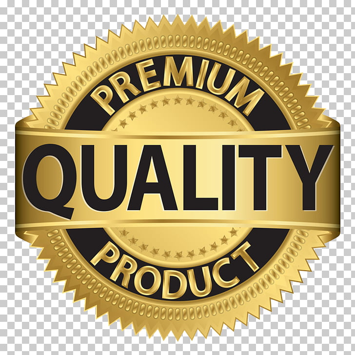 Quality assurance, Premium Quality Product logo PNG clipart.
