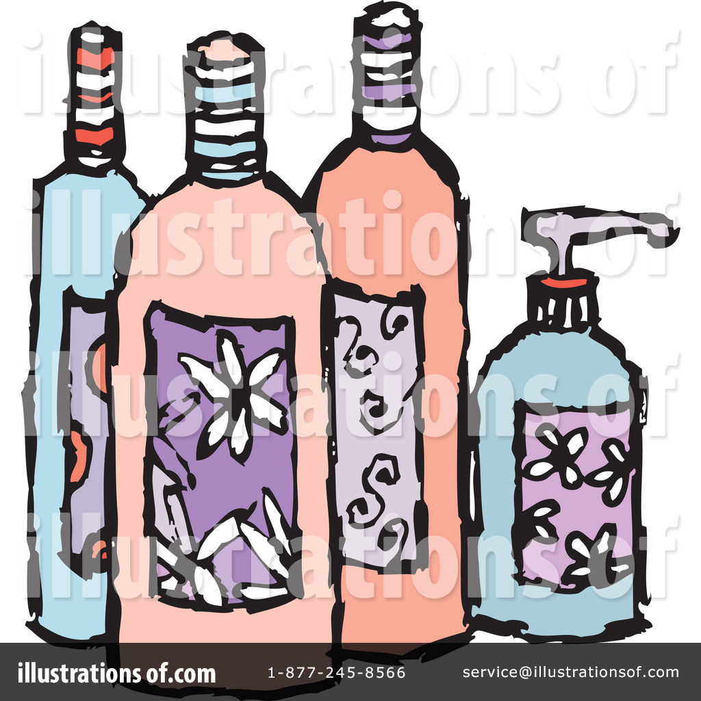 Beauty Products Clipart #1091776.