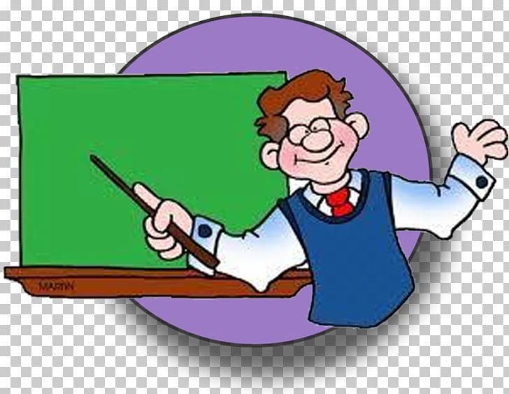 Profesor de educación en el aula, profesor de Inglés PNG.