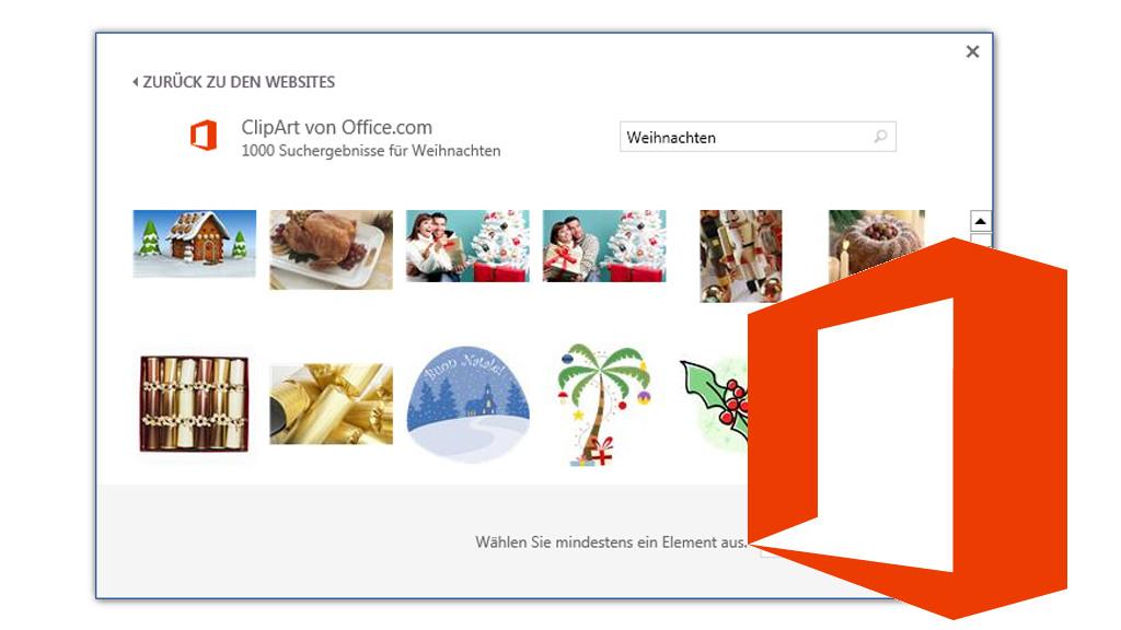 Office: Microsoft legt die Clipart Online Gallery still.