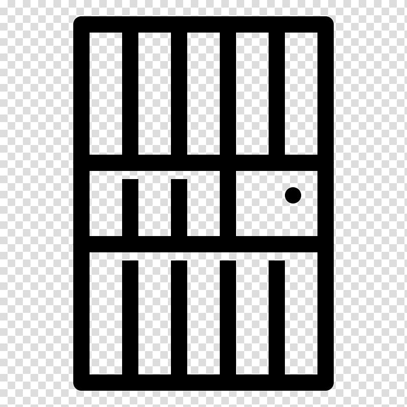 Prison cell Door The Noun Project Icon, Jail HD transparent.