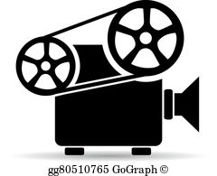 Video Projector Clip Art.