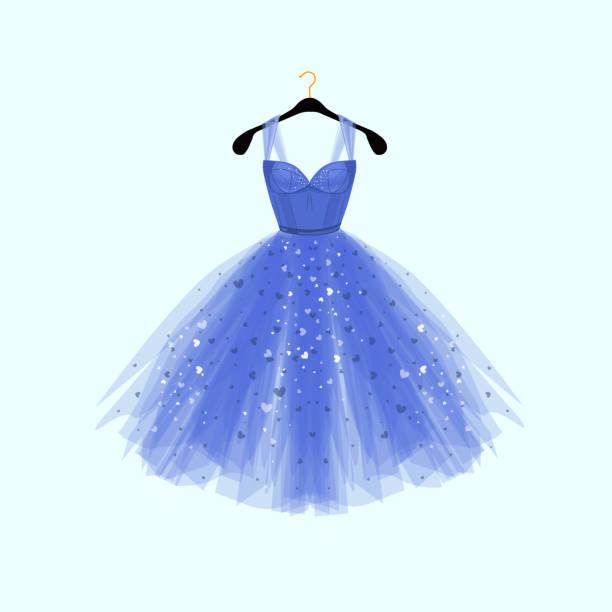 Best Prom Dress Illustrations, Royalty.