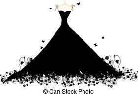 Prom dress clipart 2 » Clipart Portal.