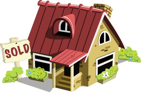 Gallery For > House Sold Clipart.