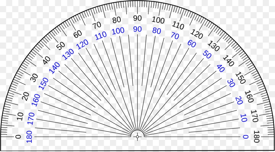 Protractor Background clipart.