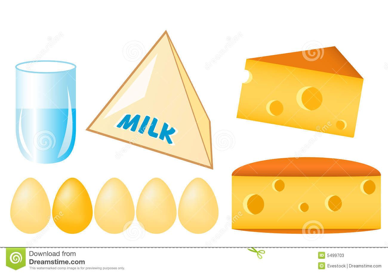 Protein Food Group Clip Art.